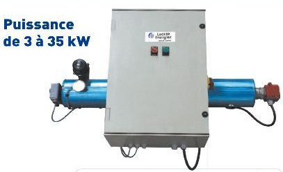 RECHAUFFEUR DE BOUCLE TIMEOX de LACAZE ENERGIES