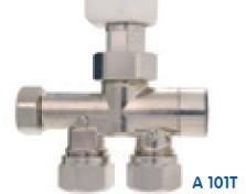 vanne robinet seche serviette thermostatisable tmc - energétique ... - Robinet Thermostatique Seche Serviette